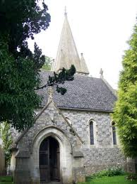 Image result for Picture of East Kennet Church