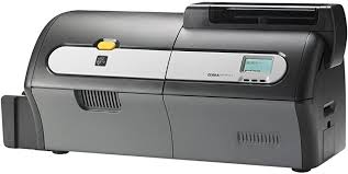 <b>Zebra ZXP</b> 7 Dual-Sided ID Card Printer (P/N <b>Z72</b>-000C0000US00 ...