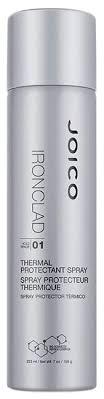 Joico <b>Термозащитный спрей</b> для укладки волос IronClad, слабая ...