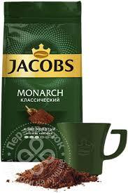 Купить <b>Кофе молотый Jacobs Monarch</b> Классический 230г с ...