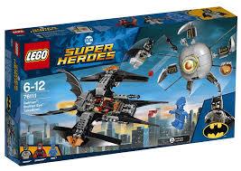 <b>Конструктор LEGO</b> DC <b>Super Heroes</b> 76111 Бэтмен: ликвидация ...