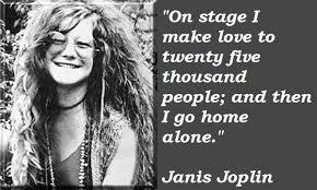 Janis Joplin Quotes on Pinterest via Relatably.com