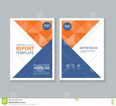 abstract cover page brochure flyer report layout design template abstract cover page brochure flyer report layout design template