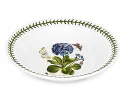"<b>Тарелка суповая</b> ""Ботанический сад"" ""<b>Примула</b>"", <b>20</b> см, Portmeirion"