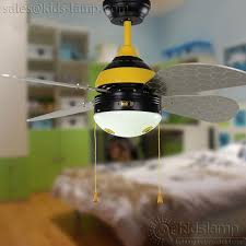 modern baby room cartoon bee conservatory fan with lighting kids lampcom baby room lighting ceiling