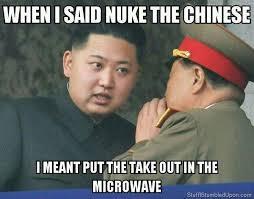 Gallery: 20 Hilarious Kim Jong-un Memes | Complex via Relatably.com