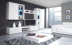 Белая <b>стенка в гостиную</b>: преимущества, недостатки и фото