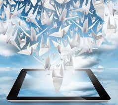 going digital from paperless manufacturing to online selling paper flight the industrial revolution