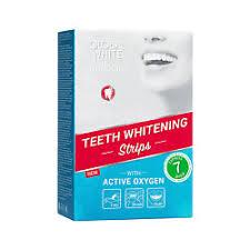 GLOBAL WHITE <b>Полоски для отбеливания</b> зубов