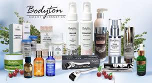 Каталог товаров бренда Bodyton