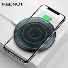 Беспроводное <b>зарядное</b> устройство REDNUT 10 Вт для <b>samsung</b> ...