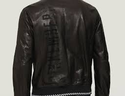 <b>Men's Leather Jackets</b> | Dirk Bikkembergs