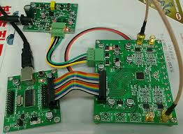 2 Channel AD9958 200MHz DDS Signal Generator 500MSPS ...