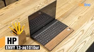 <b>HP ENVY</b> 13-aq1010ur — обзор <b>ноутбука</b> - YouTube