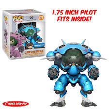Funko POP Games: <b>Overwatch</b> 2PK- 6 inch <b>D</b>.<b>Va</b> & Meka (<b>Blueberry</b> ...