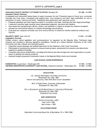 prosecutor resume example   district attorneydistrict attorney prosecutor resume example