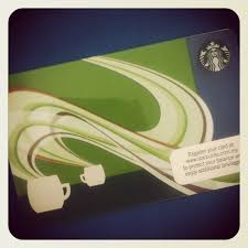 starbucks card in a little piece of heaven starbucks card in