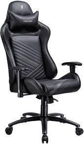 <b>Игровое кресло Tesoro</b> Zone Speed F700, TSF700BK, black ...