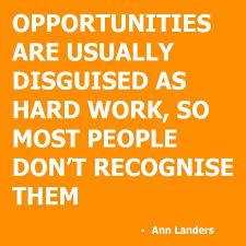 Ann Landers - hard work quote | Funny... | Pinterest | Hard Work ...