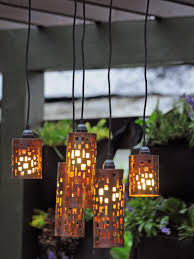 ideas outdoor patio lighting pinterest