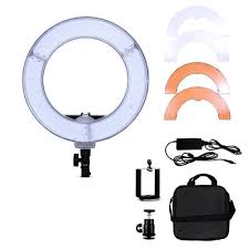 Shop Generic Studio <b>LED</b> 65W 12'' <b>Ring Light</b> 2M Reverse Stand ...