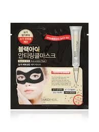 Mediheal <b>Маска против морщин для</b> области вокруг глаз Black ...