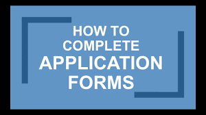 how to fill in job application forms career help how to fill in job application forms career help