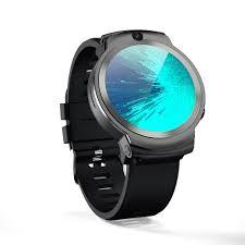 Best <b>LEMFO LEM13 4G</b> LTE Smart Watch with Nano SIM Card black ...