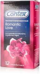 <b>Презервативы</b> Contex <b>Romantic Love ароматизированные</b>, 12 шт.