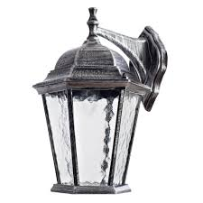 Уличный <b>настенный светильник Arte Lamp</b> Genova A1202AL-1BS ...