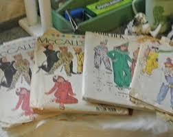 <b>Vintage halloween</b> sewing <b>pattern</b> | Etsy