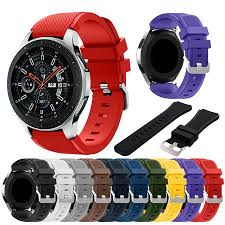 Amerteer Sport <b>Silicone Band Bracelet</b> Strap Replacement For ...