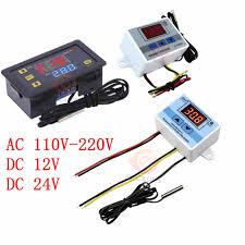 XH W3001 W3001 220V <b>Digital Thermostat Temperature Controller</b> ...