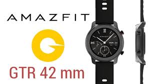 Подробный обзор Amazfit <b>GTR 42mm</b> - YouTube