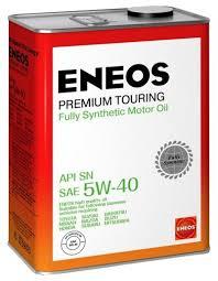 <b>Моторное масло ENEOS Premium</b> Touring SN 5W-40 4 л — купить ...