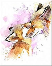the big fox poster - Amazon.com