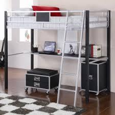 amazing loft bunk beds kids bedroom with stairway amazing loft bed desk
