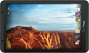Verizon Ellipsis 8 4G LTE Tablet, Black 8-Inch 16GB ... - Amazon.com