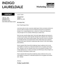 indigo lauderdale cover letter template for microsoft word ms word cover letter template
