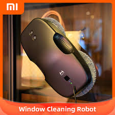 XIAOMI Youpin <b>HUTT DDC55 Electric Window</b> Cleaner Robot for ...