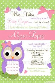 6 smart owl baby shower invitations printables ideas for kids colorful owl baby girl shower invitation ❥❥❥ bestpickr com