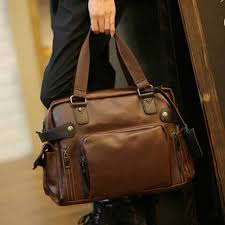 Tidog Crazy horse <b>men's bags leisure bag shoulder bag</b> casual <b>bag</b>