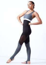 Bloch <b>Scoop Neck</b> Tank Sleeve Dance Top - Move Dancewear®