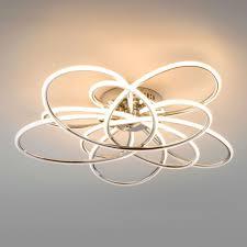 Потолочный <b>светильник Eurosvet 90143/5 хром</b> - интернет ...