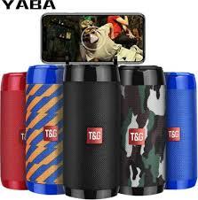 <b>YABA</b> TG113C <b>Portable</b> Bluetooth Speaker with FM Radio, Mini ...