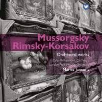 <b>Mussorgsky</b> & <b>Rimsky Korsakov</b>: Orchestral Works - Warner Classics ...