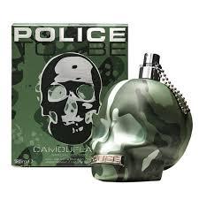 <b>Police to Be Camouflage</b> 125ml EDT Spray | Perfume NZ