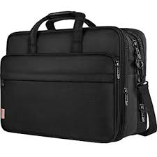 Taygeer <b>17 Inch Laptop</b> Bag, Large Business Briefcase for <b>Men</b> ...