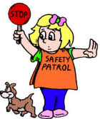 Safety Patrol cartoon image