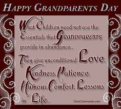 Grandparents Day Quotes in English & Spanish